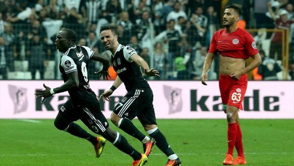 Beşiktaş - Antalyaspor - Sputnik Türkiye