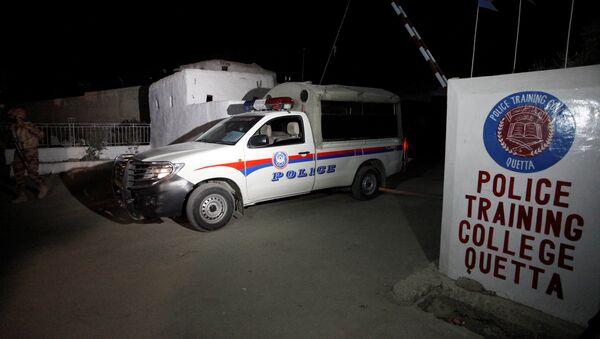 Pakistan / Polis akademisine saldırı - Sputnik Türkiye