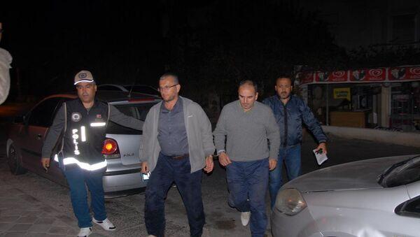 Yunanistan'a kaçmaya çalışan FETÖ üyesi 3 kişi - Sputnik Türkiye
