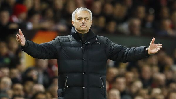 Jose Mourinho - Sputnik Türkiye