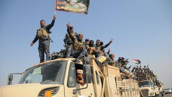Irak Güçleri Musul merkezine 2 km uzaklıkta bulunuyor. - Sputnik Türkiye