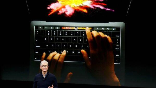 MacBook Pro - Sputnik Türkiye