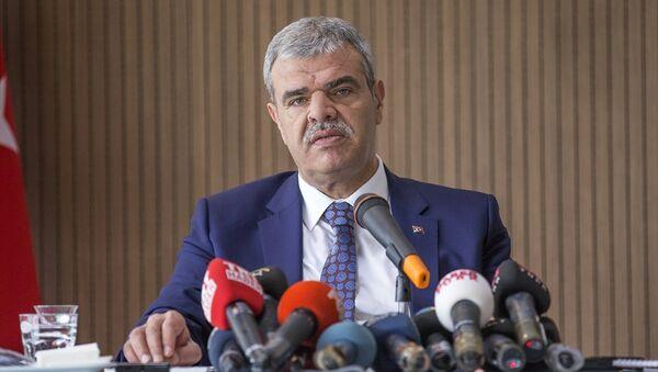 Başbakan Yardımcısı Veysi Kaynak - Sputnik Türkiye