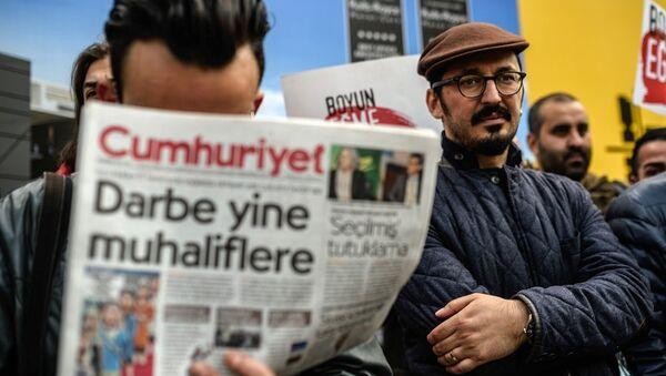 Cumhuriyet - Sputnik Türkiye