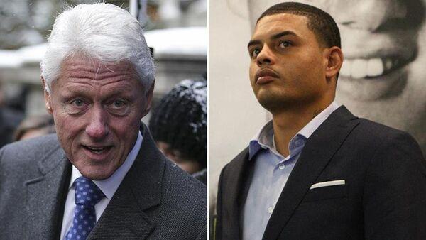 Bill Clinton'un oğlu olduğunu iddia eden Danney Williams - Sputnik Türkiye