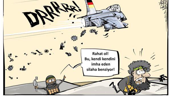 'İncirlik'ten havalanan Tornado uçakları Erbil'e acil iniş yaptı' - Sputnik Türkiye