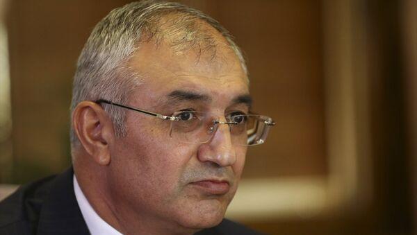 Ankara Emniyet Müdürü Mahmut Karaaslan - Sputnik Türkiye