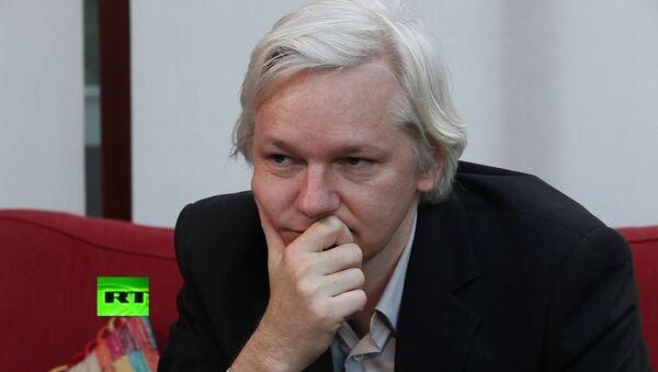 Julian Assange RT röportaj - Sputnik Türkiye