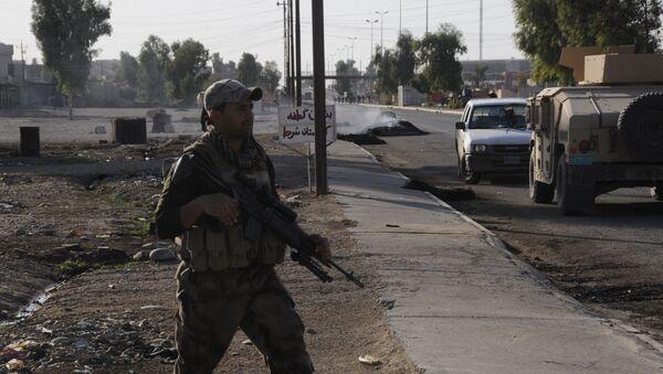 Irak askeri - Sputnik Türkiye