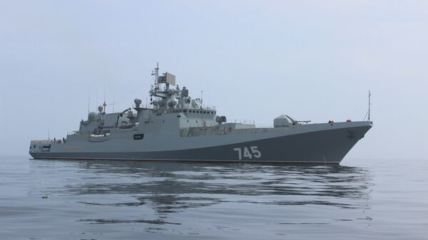 Amiral Grigoroviç fırkateyni - Sputnik Türkiye