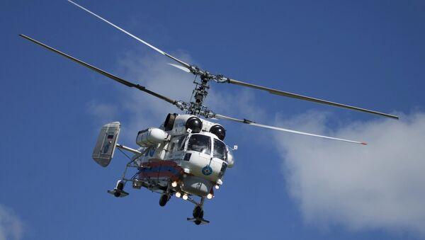 Kamov Ka-32 Helix-C helikopteri - Sputnik Türkiye