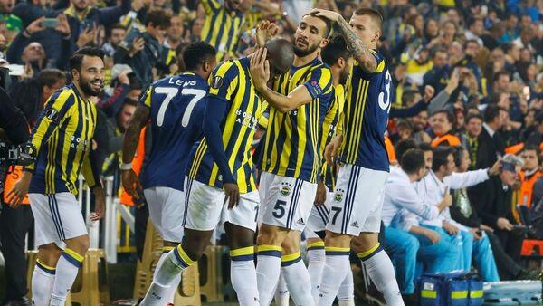 Fenerbahçe - Manchester United - Sputnik Türkiye