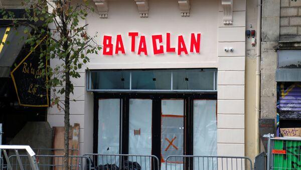Bataclan - Sputnik Türkiye