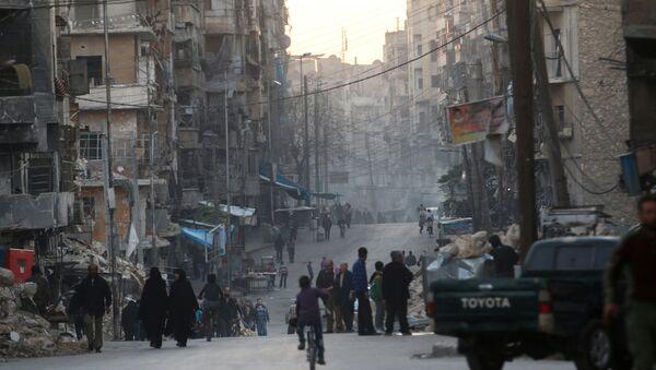 Halep - Sputnik Türkiye