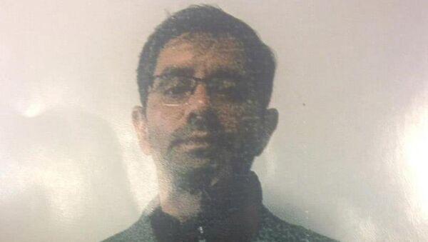 Akıncı Üssü'ndeki 143. Filo'da Adil Öksüz ile yönettiği belirlenen tutuklu Kemal Batmaz - Sputnik Türkiye