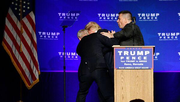 ABD'de Cumhuriyetçi Parti'nin başkan adayı Donald Trump - Sputnik Türkiye