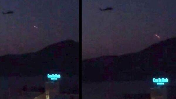 Erdoğan'ın kaldığı oteldeki çatışmanın yeni görüntüleri ortaya çıktı - Sputnik Türkiye
