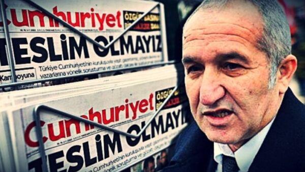 Akın Atalay - Sputnik Türkiye