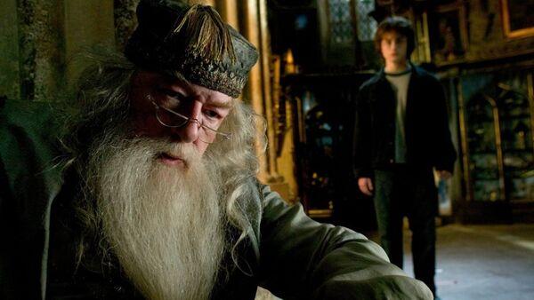 Harry Potter- Dumbledore - Sputnik Türkiye