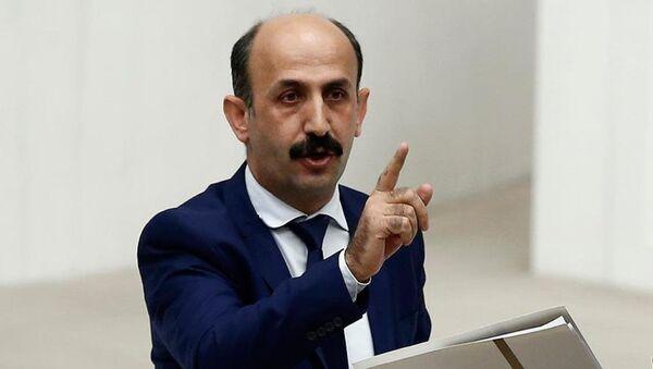 HDP Hakkari Milletvekili Nihat Akdoğan - Sputnik Türkiye