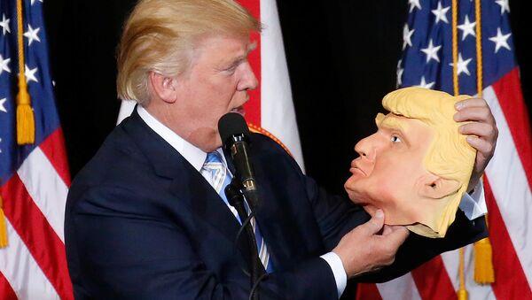 ABD'de Cumhuriyetçi başkan adayı Donald Trump - Sputnik Türkiye