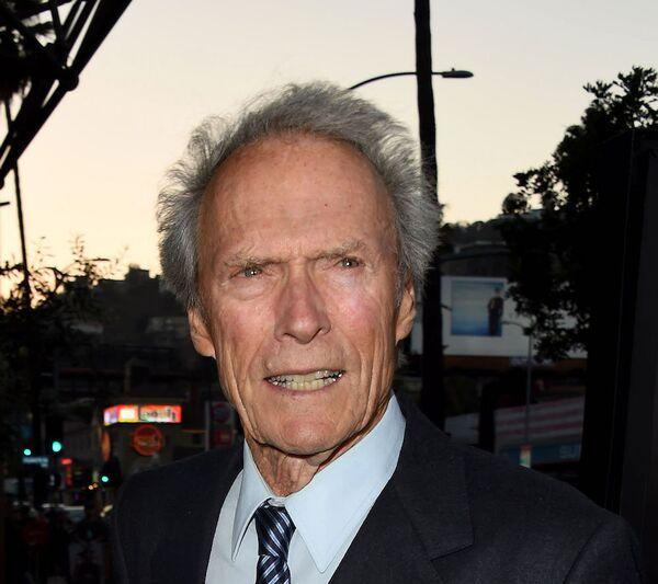 Clint Eastwood - Sputnik Türkiye