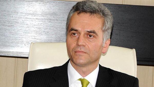 Prof. Dr. Halil İbrahim Bahar - Sputnik Türkiye
