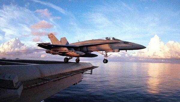 F/A-18 Hornet - Sputnik Türkiye