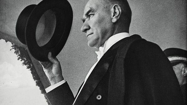 Mustafa Kemal Atatürk - Sputnik Türkiye