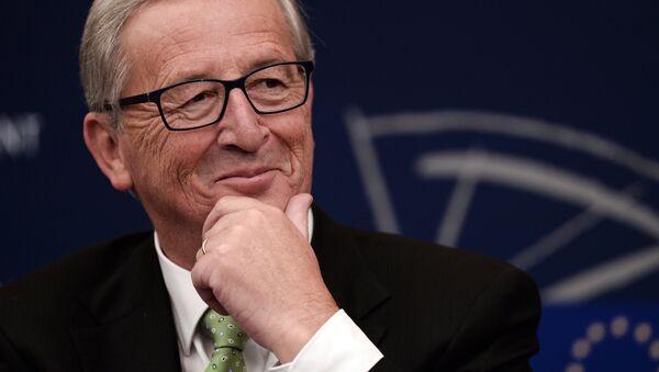 Jean-Claude Juncker - Sputnik Türkiye