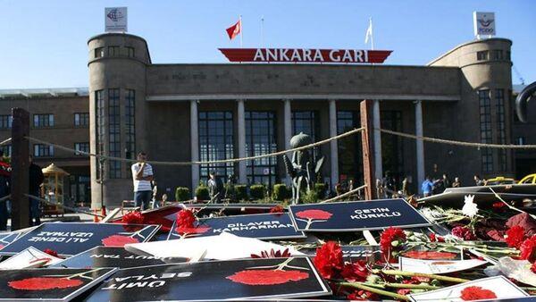 Ankara Garı - Sputnik Türkiye