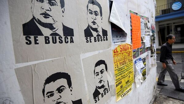 Meksika - Veracruz valisi Javier Duarte - Sputnik Türkiye
