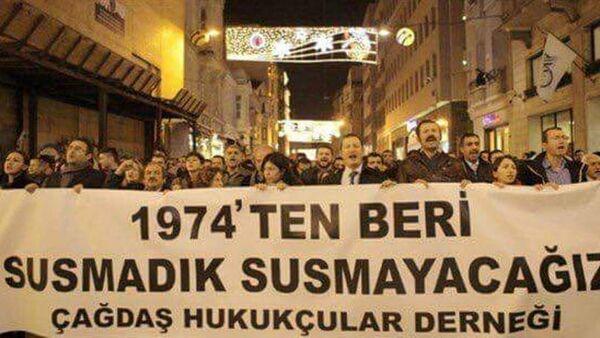 Çağdaş Hukukçular Derneği - Sputnik Türkiye