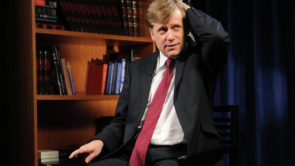 U.S. Ambassador to Russia Michael McFaul - Sputnik Türkiye