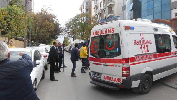 Maltepe'de kargo paketinin infilak etmesi sonucu patlama yaşandı. - Sputnik Türkiye