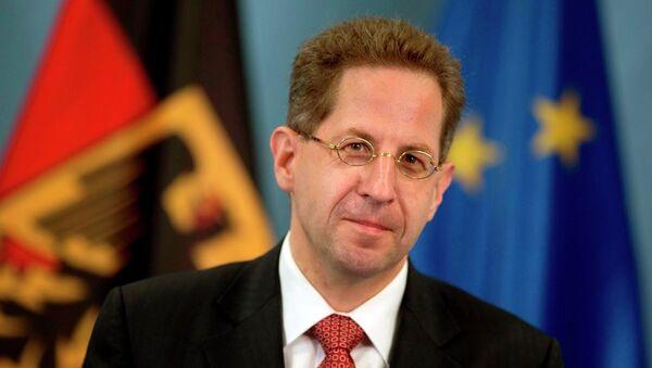 Alman Anayasayı Koruma Teşkilatı Başkanı Hans-Georg Maassen - Sputnik Türkiye