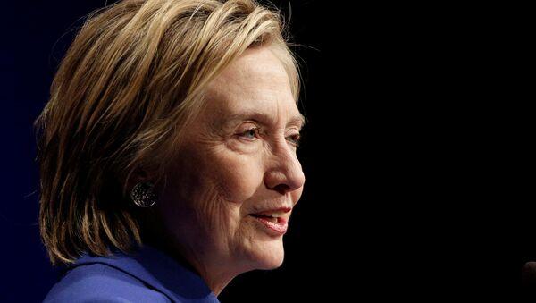 Hillary Clinton - Sputnik Türkiye
