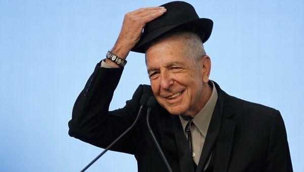 Leonard Cohen - Sputnik Türkiye