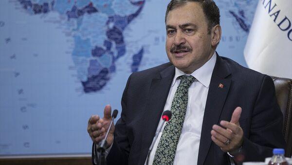 Orman ve Su İşleri Bakanı Veysel Eroğlu - Sputnik Türkiye
