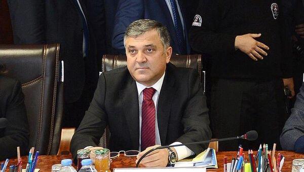 HSYK Üyesi Mustafa Kemal Özçelik - Sputnik Türkiye