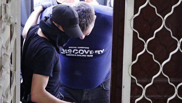 Court arrests Crimean attack suspect for two months - Sputnik Türkiye