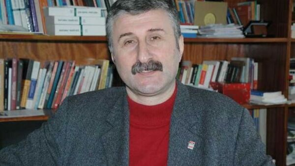 Alper Taş - Sputnik Türkiye