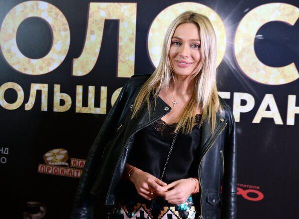 Oyuncu Natalya Rudova - Sputnik Türkiye
