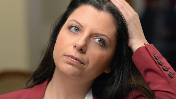Margherita Simonyan - Sputnik Türkiye