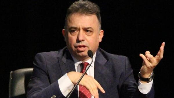 Anayasa Mahkemesi Başkanvekili Prof. Dr. Engin Yıldırım - Sputnik Türkiye