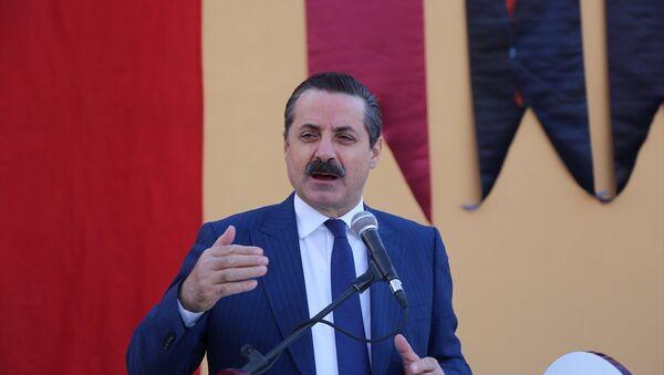 Gıda, Tarım ve Hayvancılık Bakanı Faruk Çelik - Sputnik Türkiye