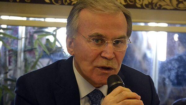 Eski TBMM Başkanı ve AK Parti Karabük MilletvekiliMehmet Ali Şahin - Sputnik Türkiye