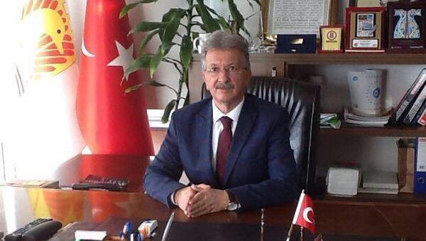 AK Partili Enez Belediye Başkanı Abdullah Bostancı - Sputnik Türkiye