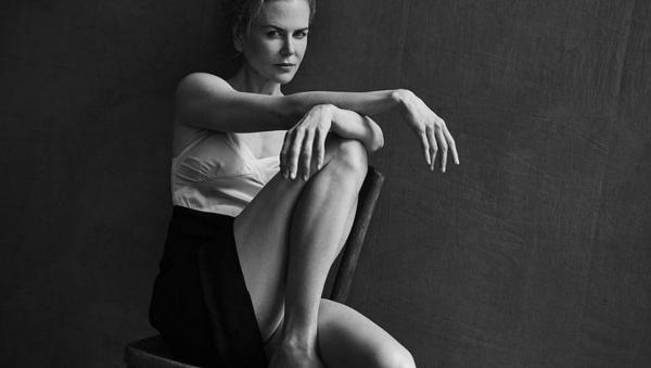 Pirelli 2017 takvimi-Nicole Kidman - Sputnik Türkiye