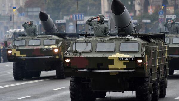 Ukrayna ordusunun sahip olduğu taktik balistik füzeler - Sputnik Türkiye